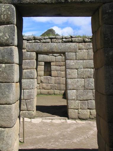 World Mysteries - Ancient Walls: Machu Picchu, Peru - by Richard Nisbet | Incas | Scoop.it