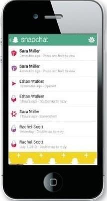 Today's App: Snapchat | Today's Apps | Scoop.it