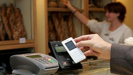 Quand le téléphone mobile remplace la carte bancaire | Ecrans connectés | Scoop.it