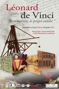 :: Romorantin, le projet oublié de Léonard de Vinci ::   GenealoNet   Scoop.it