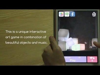 BlocKing - light in the dark (first video) - YouTube   BlocKing - light in the dark (iOS game)   Scoop.it