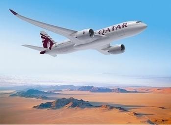 Qatar Airwaysobtient des droits de trafic à Lyon-St Exupéry - L'article du jour | Lyon Entreprises | 694028 | Scoop.it