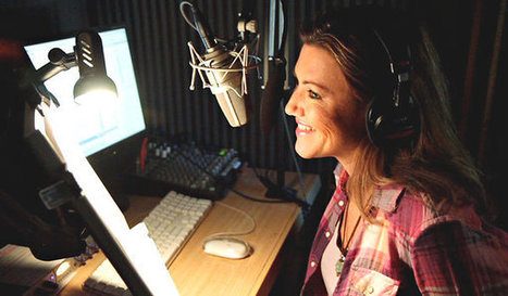 Trailer Voice-Over Work Scarce for Women | GETTING STARTED IN VOICEOVERS: DO IT BETTER | Scoop.it