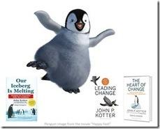 Multiple Changes & Dr. Kotter's Penguins | Management Zeigeist | Scoop.it