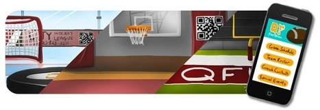QR Codes for Sports Teams | Qfuse | QR code readers, generators and news | Scoop.it