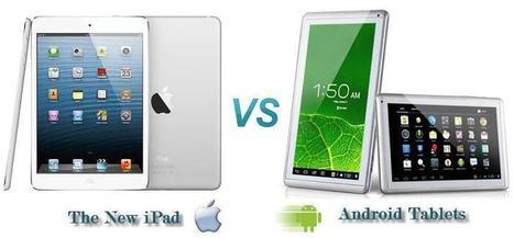 Tug of War Between Android Tablets And iPad   iPad App Development   Scoop.it