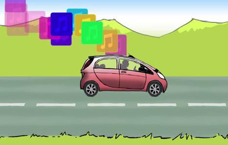 Universal Music fait chanter les voitures   Energy Market - Technology - Management   Scoop.it