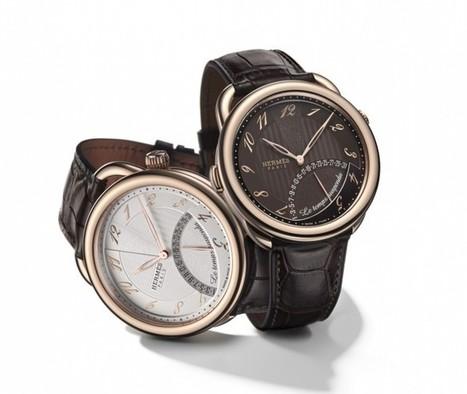 Le temps suspendu par Hermès - Luxury Design   Luxury Design & Life Style   Scoop.it