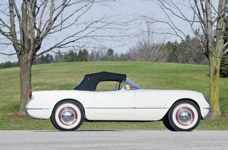 RM to offer Corvette #005 in their Scottsdale Auction   Vette-News   Scoop.it