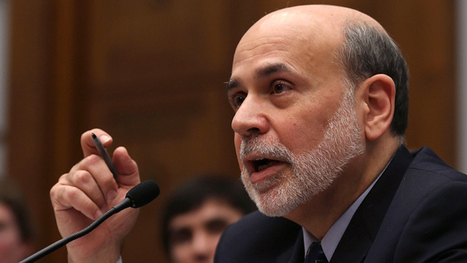Bernanke's legacy: Fed set to lose $500 billion | Hidden financial system | Scoop.it