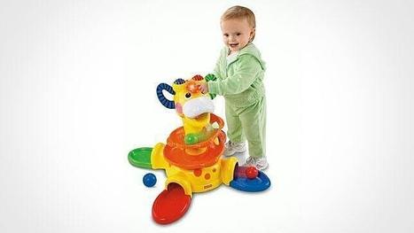 Ocho juguetes que desarrollan la psicomotricidad de los más pequeños | educación infantil | Scoop.it