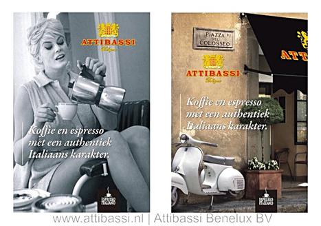 Italiaans karakter | Attibassi Caffe Benelux BV ®  www.attibassi.nl | Scoop.it
