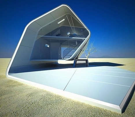 Eco Friendly California Roll House by Violent Volumes | sustainable architecture | Scoop.it