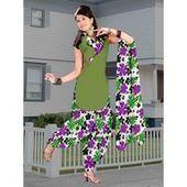 Buy Delhiseven Patiala dress material-D7-USU-06, olive green online - Get-Mobile-n-Computer-Parts | Shop Online | Get-Mobile-N-Computer-Parts.COM | Scoop.it
