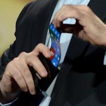 Samsung toont smartphone met flexibel scherm | Z_oud scoop topic_CybersecurityNL | Scoop.it