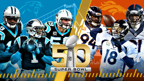 2016 Super Bowl 50 - NFL.com | CLOVER ENTERPRISES ''THE ENTERTAINMENT OF CHOICE'' | Scoop.it