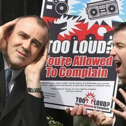 Crackdown vowed on noise pollution - Belfast Telegraph | Noise and acoustic treatment | Scoop.it
