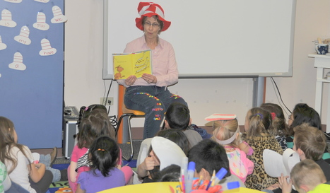 Ayres Elementary students celebrate Dr. Seuss Birthday - Journal-Advocate | academic interventions | Scoop.it