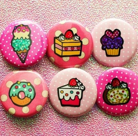 Custom Pin Back Buttons   Pinback Buttons - Design Your Own Buttons   Scoop.it