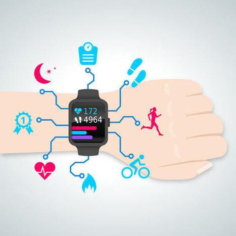 Etude : Les français, la santé et les objets connectés Objet connecté étude e-santé suivi d'activité   Objets Connectés   Scoop.it