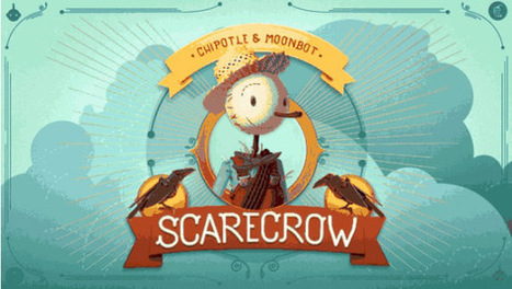 Chipotle Scarecrow is the future of advergaming on mobile | branded entertainment | Scoop.it
