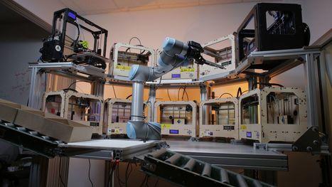 Tend.ai applies the cloud and machine learning to co-working robots | Une nouvelle civilisation de Robots | Scoop.it