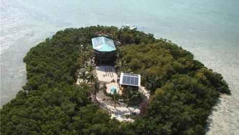 Private Island Home Goes To Auction | Luxury Real Estate Auctions | Scoop.it