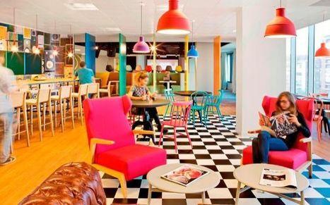 ¿Una oficina o una casa? | retail and design | Scoop.it