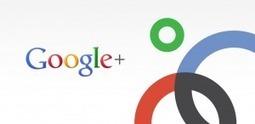 Google+ Hangouts Draw in Your Audience   Social Media Tool Coach   ten Hagen on Apple   Scoop.it