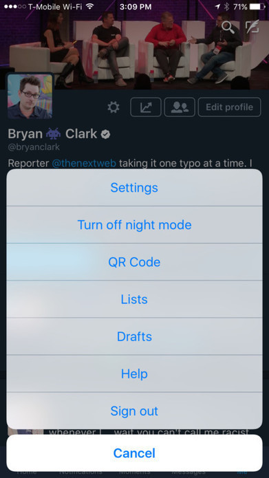 Twitter introduce il supporto ai QR Codes   Sassolini   Scoop.it