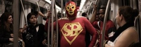 Articolo su «Lo Spazio Bianco, nel cuore del fumetto» | Supergiusti Supertosti Superveri. Alla scoperta dei supereroi fai-da-te | Scoop.it