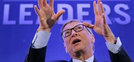 Bill Gates Says These Are His 13 Favorite TED Talks of All Time | Leadership, Literacy and Technology PD Workshops | Scoop.it
