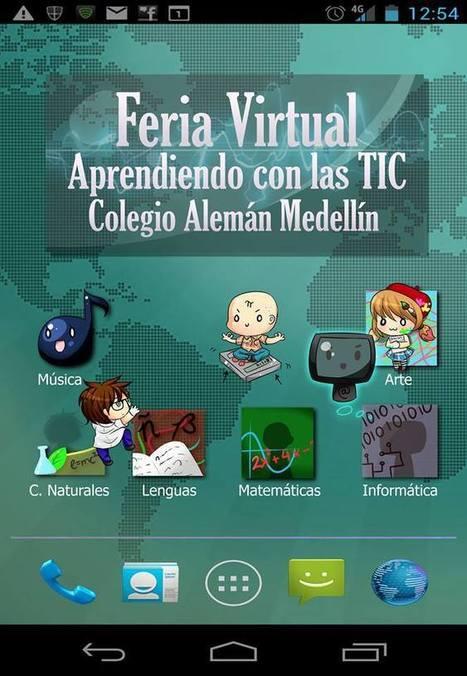 Feria Virtual: Aprendiendo con las TIC, Colegío Alemán Medellín   Educacion, ecologia y TIC   Scoop.it