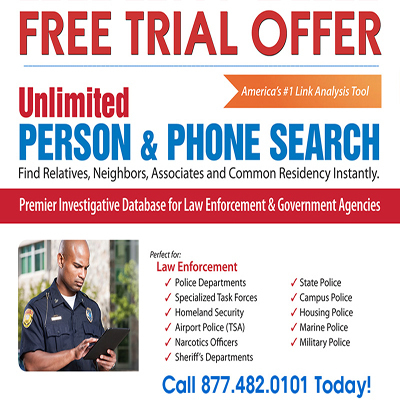 LP Police Investigative Data, Updated 24/7, Meets the Demands of Real World Policing.   Law Enforcement Software   Scoop.it