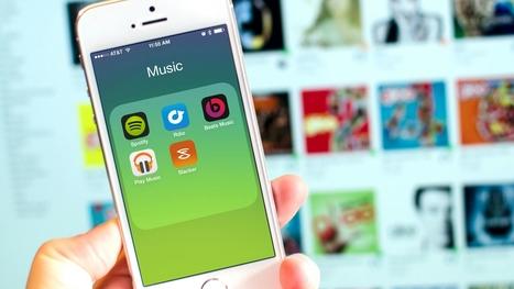 Flux de musique... et d'argent | The music industry in the digital context | Scoop.it