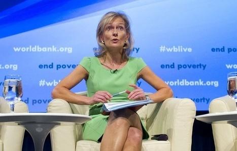 Une femme à la tête de «The Economist» | DocPresseESJ | Scoop.it