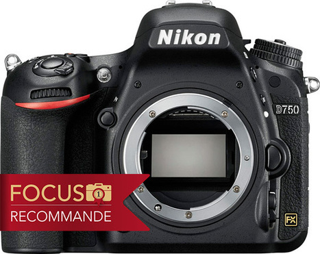 Test Nikon D750 : nos conclusions - Focus Numérique | 100% e-Media | Scoop.it