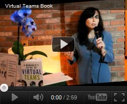 Virtual Teams Book Launch Party Highlights | virtual multicultural interaction | Scoop.it