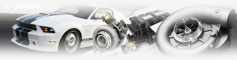 Turbocharger and Superchargers | Otomotif Mobil Terbaru | Scoop.it