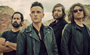 The Killers Set to Top the UK Album Chart at #1 with 'Battle Born' | ...Music Artist Breaking News... | Scoop.it