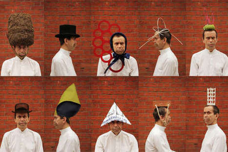 Architecturally-Inspired Headgear | Arte y Fotografía | Scoop.it