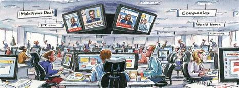 Financial Times pide a sus periodistas no tuitear sobre informe de Leveson | Periodismo a secas | Scoop.it