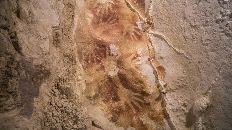 Cave Paintings in Indonesia May Be Among the Oldest Known | enjoy yourself | Scoop.it