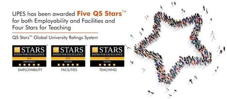 UPES receives 5 Stars for Employability and Campus Facilities | #Education, #Entertainment and Real Estate | Scoop.it