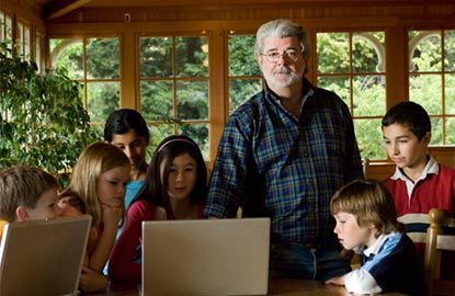 Dr. Petrosino's Education Project: George Lucas on Education... | 21st century teaching | Scoop.it