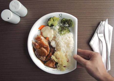 L'assiette à moitié vide ou à moitié pleine, c'est vous qui voyez ! | Communication Agroalimentaire | Scoop.it