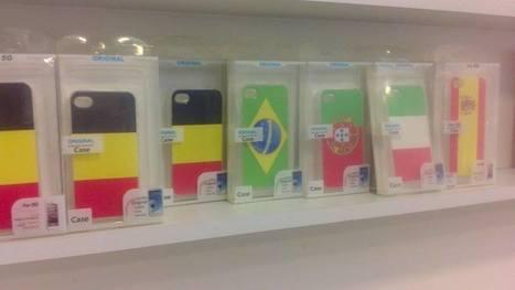 Coque coupe du monde 2014: Belgique Brésil Portugal - Tactil Center | Accessoires GSM Mobile Smartphone Tablettes | Scoop.it