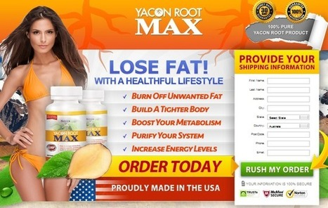 Looking for Yacon Root Max? Read This First Before BUY! | Slim Fast Diet Plans - Importance of Choosing the Right Plan | Scoop.it