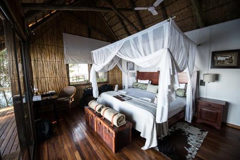 Xugana Island Lodge - Okavango (Botswana) | ENR | Scoop.it