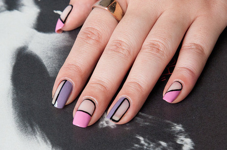 Superstar Nail Artist and Blogger Chelsea King Teaches Us Her ... | Beauty Tips | Scoop.it